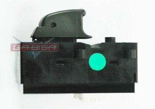 Botão Interruptor de Vidro Elétrico Porta Traseira Esquerdo Hyundai Azera 08 09 010 011 012