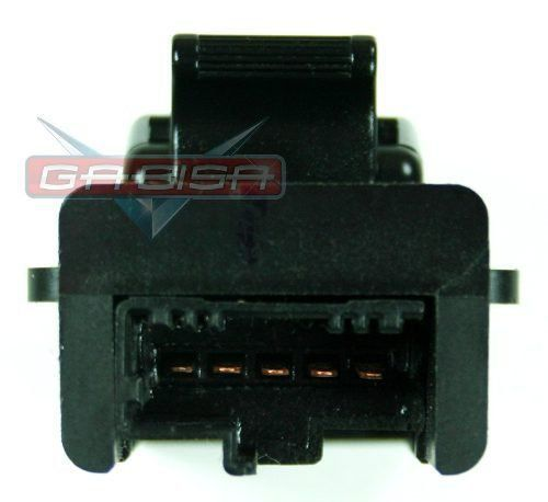 Botão Interruptor de Vidro Elétrico Honda Fit 03 04 05 06 07 08