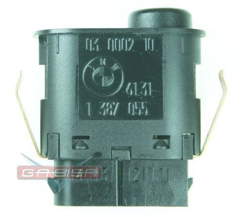 Botão Interruptor  Bmw 325 95 D  Milha D Painel 61311387055