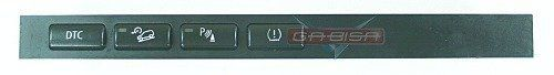 Conjunto Botão  Bmw X5 05 Dtc E Controle D Tração Sensor D Est