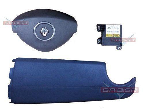 Kit Air Bag do Painel Bolsas Modulo Original Renault Duster 012 013 014   - Gabisa Online Com Imp Exp de Peças Ltda - ME
