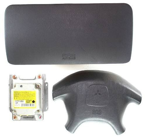 Kit Air Bag Do Painel Modulo Mr530002 P L200 Sport 2008