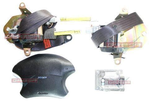 Kit Air Bag Bolsa Cintos Modulo Fiat Marea 99 00 01 02 03 04 05