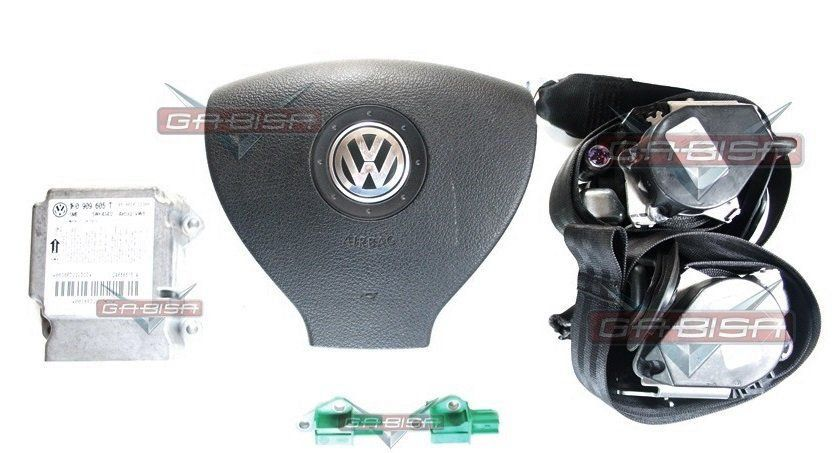 Kit Air Bag Bolsa Cinto Modulo Jetta 07 010