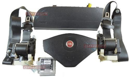 Kit Air Bag Bolsas Cintos Modulo Original Fiat Palio Strada Siena G3 G4 Idea 05 06 07 08 09 010 011 012