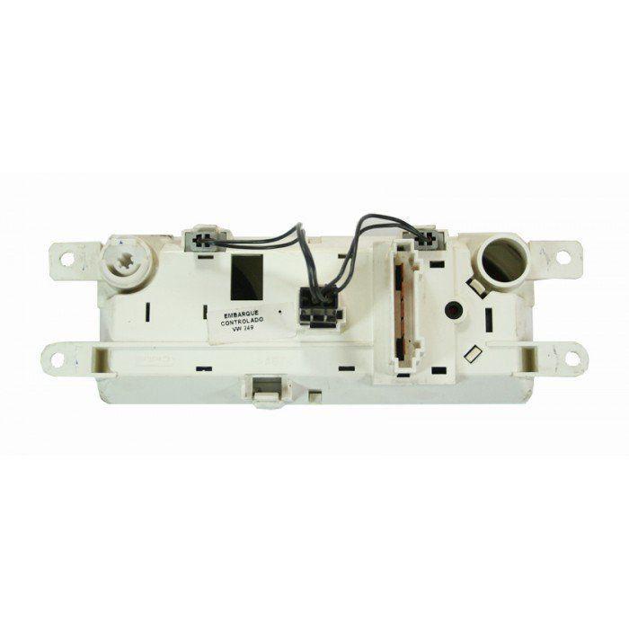 Comando Controle De Ar Frio Ventilador Do Painel 5z0819045 Vw Fox 05 06 07 08 Sem Ar Condicionado