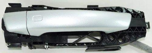 Audi A3 2014 Maçaneta Externa Traseira Direita Prata C Cabo