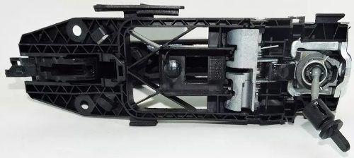 Audi A3 2014 Maçaneta Dianteira Esquerda Preta Com Miolo