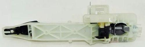 Ix35 2010 Á 2015 Maçaneta Externa Traseira Esquerda Branca