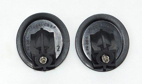 Clio 1998 Par De Fixadores Para Black Light 7700416829