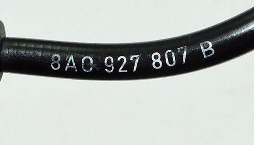 Sensor Do Abs Audi 8a0927807b 340804/53/23