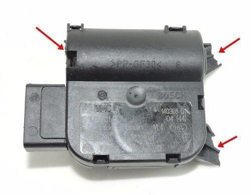 Motor Atuador Do Ar Audi A3 Golf Bora 1j1907511f 0132801328