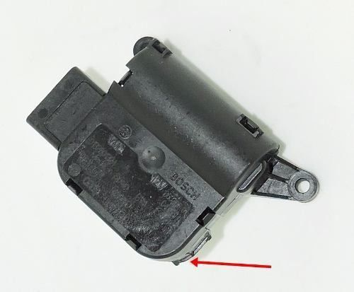 Motor Atuador Do Ar Audi A3 Golf Bora 0132801324 Detalhe