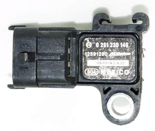 Sensor Map Celta Agile captiva Cobalt Cruze Montana Sonic S GM 4 6 8 Cilindros Todos 0261230146