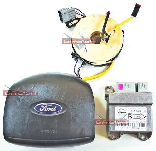 Kit Air Bag Bolsa Modulo Hard Disc P Ford F150 2004