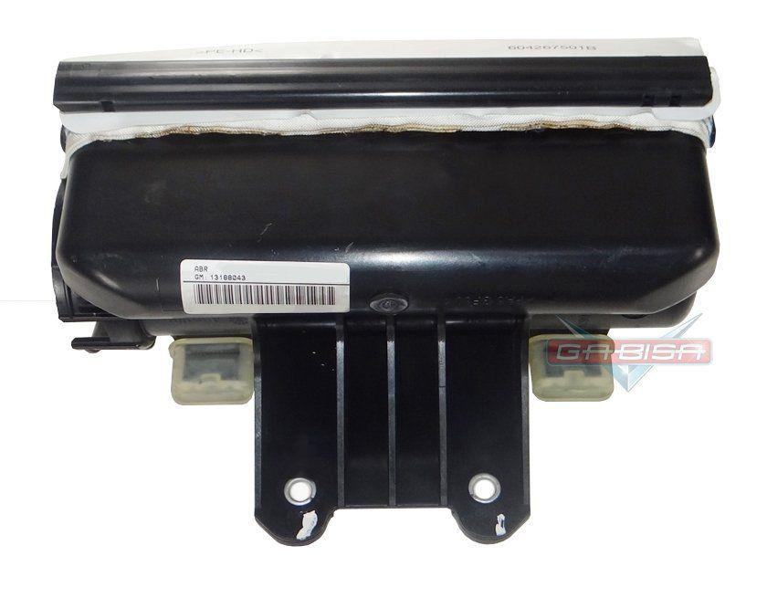 Bolsa Air Bag do Painel Lado Passageiro Original 13188043 Gm Agile Montana 010 011 012 013