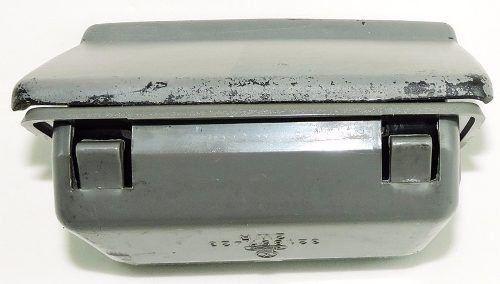 Cinzeiro Lateral D Porta Original Santana Quantum 98 Á 06
