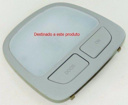 Chicote Plug Conector Para Luz De Teto Santa Fé 2008 Á 2012