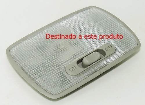 Chicote Plug Da Luz De Teto Traseira Para Honda New Fit 2012