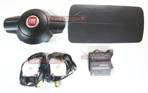Kit Air Bag Bolsas Cintos Modulo Fiat Uno Vivace 010 012