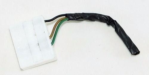 Chicote Plug Conector P Console Luz D Teto P Sportage 2015