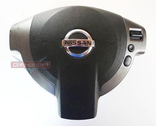 Bolsa Air Bag Motorista Original Nissan Sentra 09 010 011 012