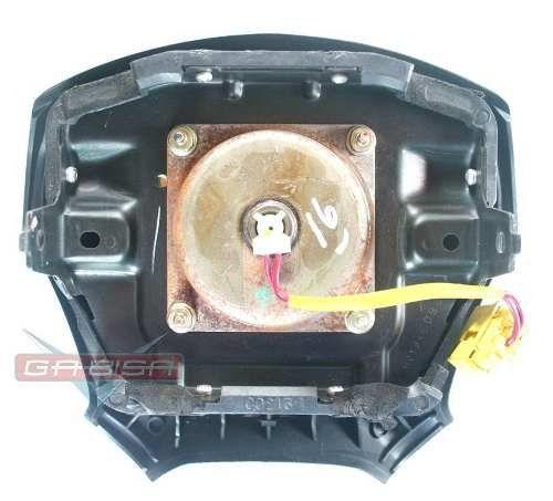 Bolsa Air Bag do Volante Motorista Original Honda Civic 01 02 03 04 05
