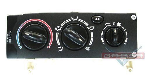 Comando Controle De Ar Condicionado do Painel Original 662366X 7701047440 Renault Scenic 96 97 98 99 00 01 02 03 04 05 06 07 08