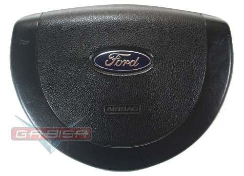 Bolsa Air Bag do Volante Motorista Original Ford Fiesta Ecosport 03 04 05 06