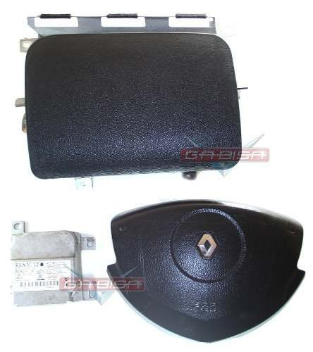 Kit Air Bag Bolsas Modulo Original Renault Clio 08 09 010 011
