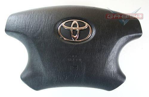 Bolsa Air Bag Do Motorista Plug Laranja Toyota Corolla 03 Á 08