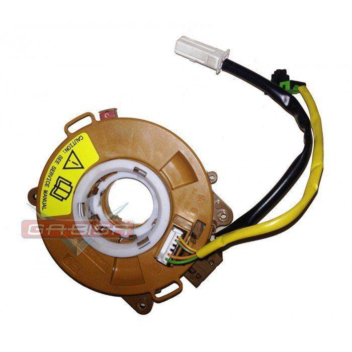 Hard Disc Clock Spring Mola Relogio Cinta Do Air Bag Buzina 1 Plug Sem Som Original Marrom Fiat Palio Grand Siena Strada 012 013 014 015 016 017 018 019