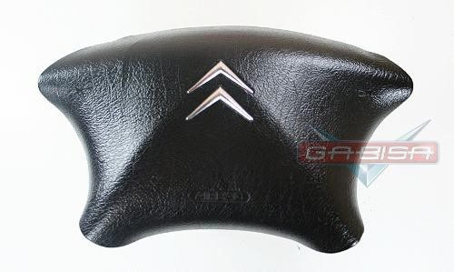 Bolsa Air Bag do Motorista Esquerdo do volante Original 96470413xt Citroen Picasso 03 04 05 06 07 08 Modelo 1 Plug