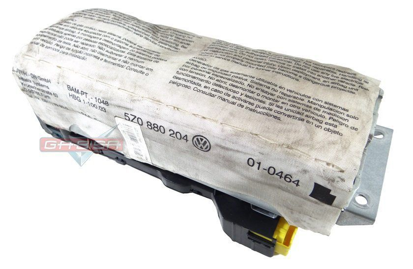 Bolsa Air Bag Fox Crossfox E Spacefox Passageiro 5z0880204