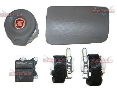 Kit Air Bag Palio 1.6 1.8 G6 011 012 Bolsas Modulo Cinto