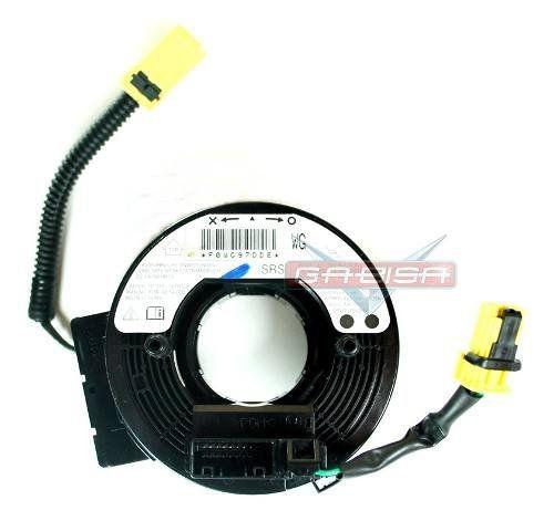 Hard Disc Clock Spring Mola Relogio Cami Cinta Do Air Bag Buzina Controle de Som e Piloto Automatico no Volante 18 Pinos Honda New Civic 06 07 08 09 010 011 012 New Fit City 09 010 011 012 013