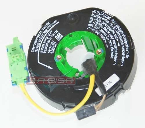 Hard Disc Clock Spring Mola Relogio Cinta Do Air Bag e Buzina do Volante 09179297 Gm Corsa Classic Celta 010 011 012 013 014 015