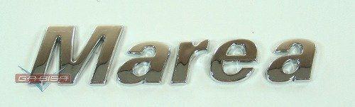 Simbolo Emblema Marea Traseiro Para Fiat Marea 01 10