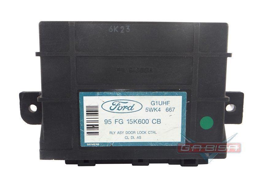 Modulo Central De Alarme Cod 95fg15k600cb Ford Escort Zetec
