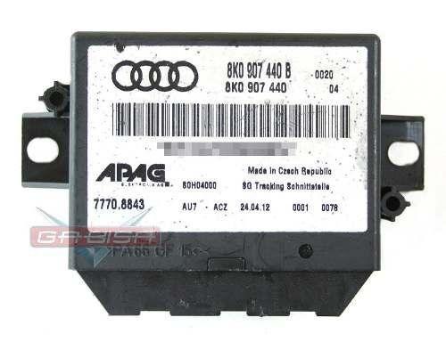 Modulo Interface De Control do Som Navegador 8k0907440b Audi A4 A5 Q5 011 012  013