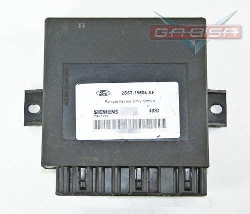 Modulo Central D Alarme 2s6t15604af Ka Fiesta Focus 01 08