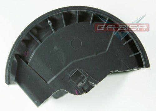 Tela Difusor Saida De Ar Central Do Painel Original Honda Fit De 03 04 05 06 07 08