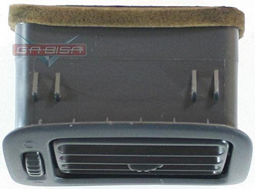 Tela Grade Difusor Saída De Ar Lateral Direito Do Painel Honda Civic 96 97 98 99 00