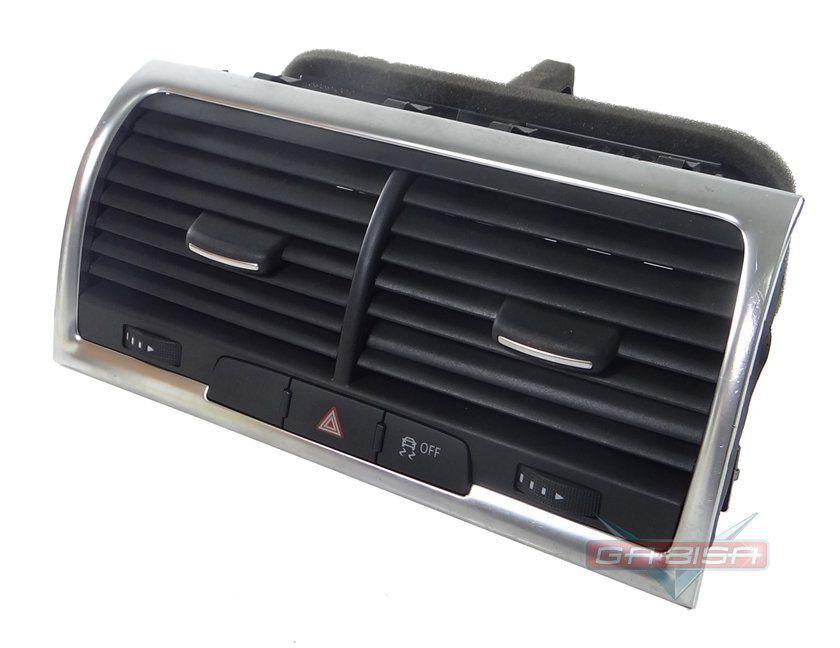 Difusor De Ar Central Do Painel Original P Audi Q7 06 010