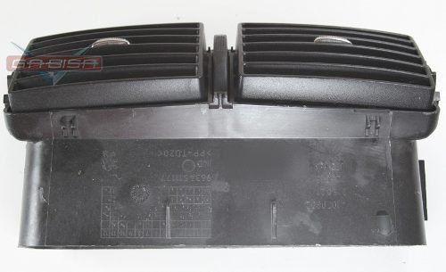 Grade Tela Difusor Saida De Ar Condicionado Central Do Painel Peugeot 307 03 04 05 06 07 08 09 010 011 012