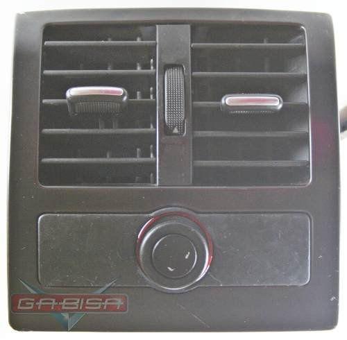 Difusor De Ar Traseiro Do Console P/ Audi A6 De 1999 Á 2001