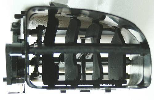 Difusor D Ar Lateral Esqu Do Painel P Honda Accord 94 Á 97