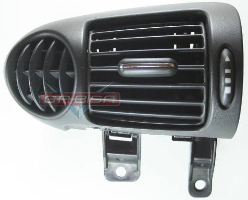 Difusor D Ar Lateral Esq Do Painel P Mercedes C180 De 01 á 06
