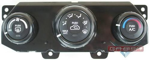 Comando Controle De Ar Condicionado Original 972501fxxx Kia Sportage 06 07 08 09