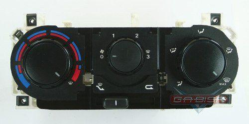 Comando Controle De Ar Quente do Painel Fiat Palio Strada Siena Idea G3 03 04 05 06 07 08 09 010